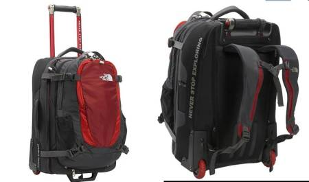 The Coolest North Face Bag Ever!
