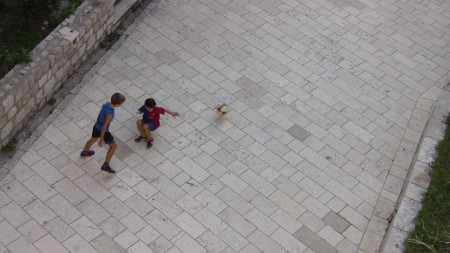Croatian Youths 3Tourist 2!