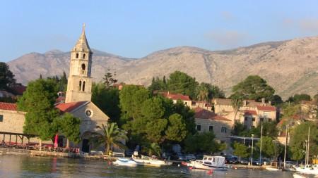 Port town of Cavtat