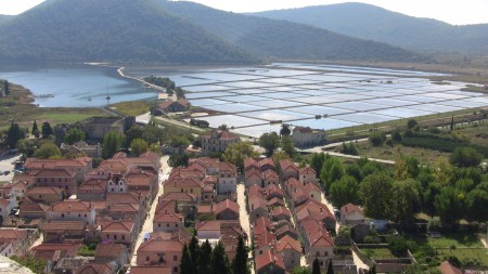 The Village of Ston, Croatia