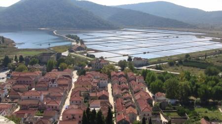 The Village of Ston, Croatia