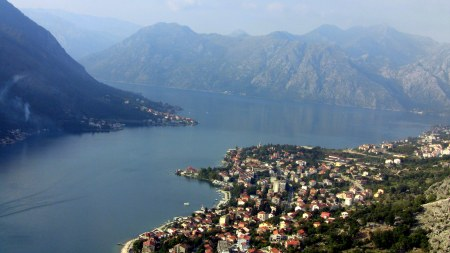wide shot of kotor from ruins