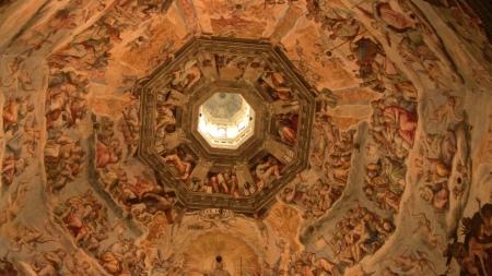 Duomo frescoes