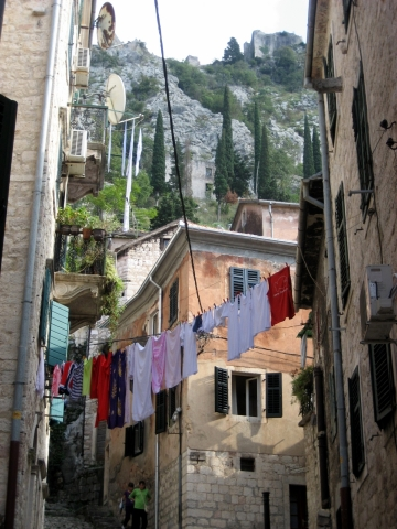 Kotor Laundry shot