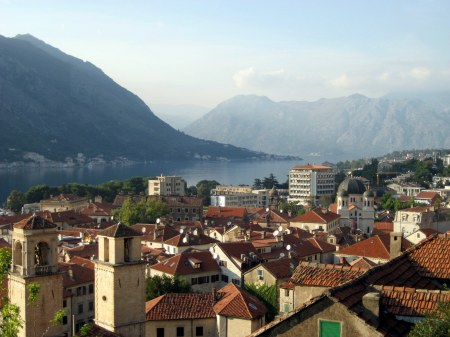 Kotor & Mountains