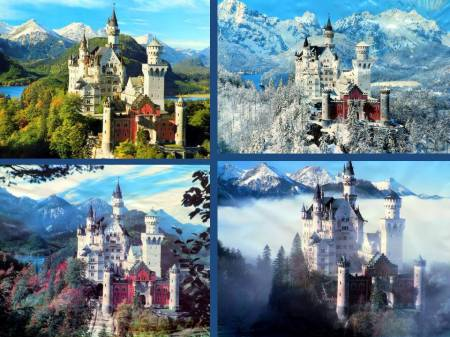 newschwanstein 4 seasons